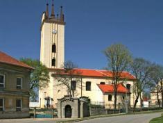 Kostel Sv.Petra aPavla
