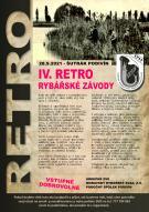 IV. RETRO rybářské závody 1